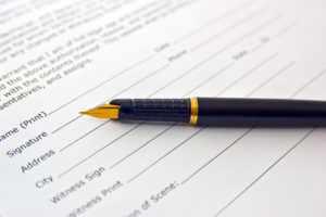 Заявление на рефинансирование кредита
