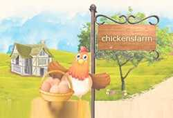Chickens-farm