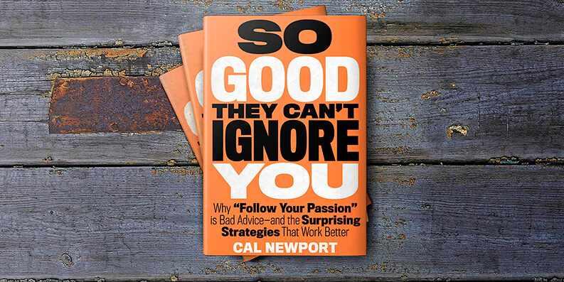 Скачать книгу Кэла Ньюпорта