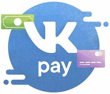 Электронная платежная система VK PAY