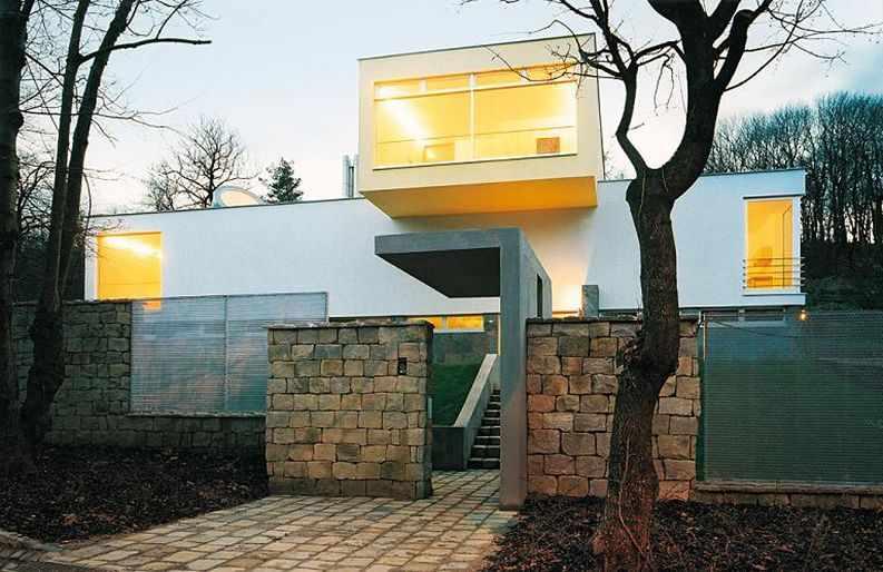 Строительство нестандартных домов