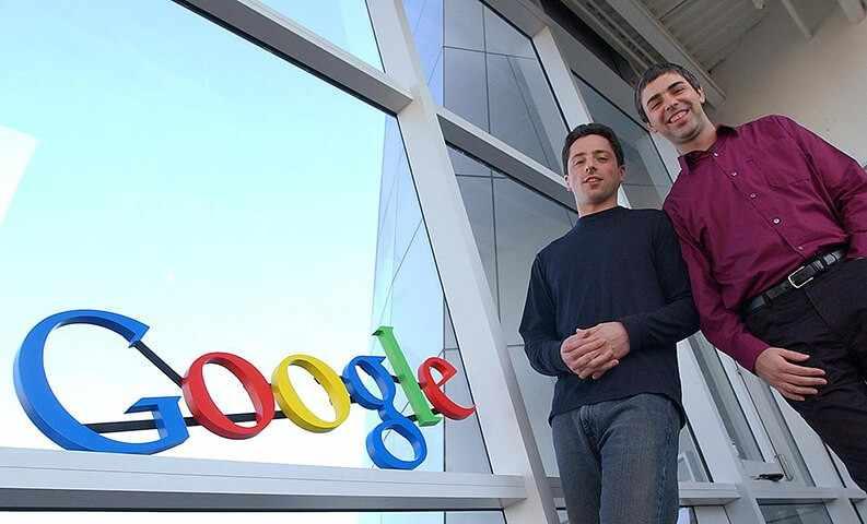 Сергей Брин и Google