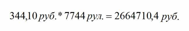 chetvertaja-formula