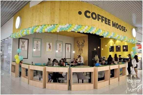 Coffee-Moose