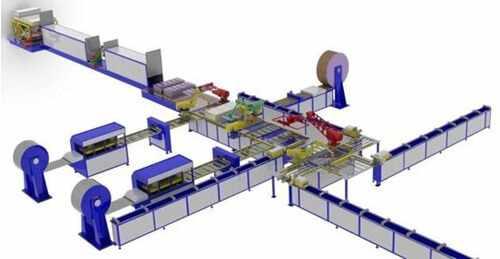 ustanovka-dlja-proizvodstva-metallicheskih-dverej