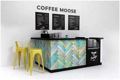 Coffee-Moose-ostrov